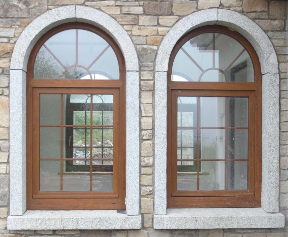 Exterior Window Design Ideas Home Designs Simple Windows: Ramen Hout & Pvc (buitenschrijnwerk)